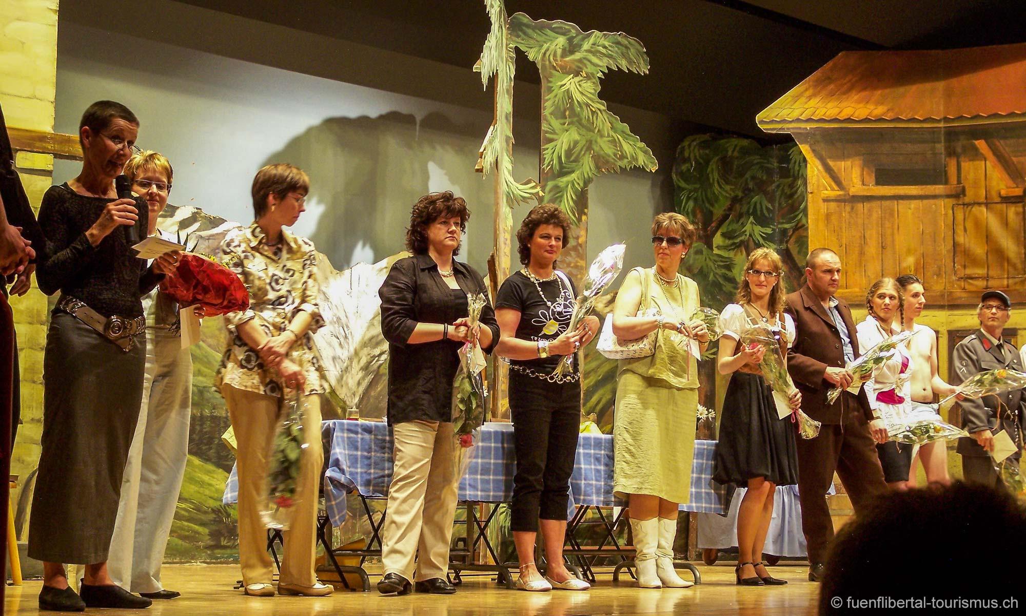 75 Jahre Frauenverein Ziefen, 2008