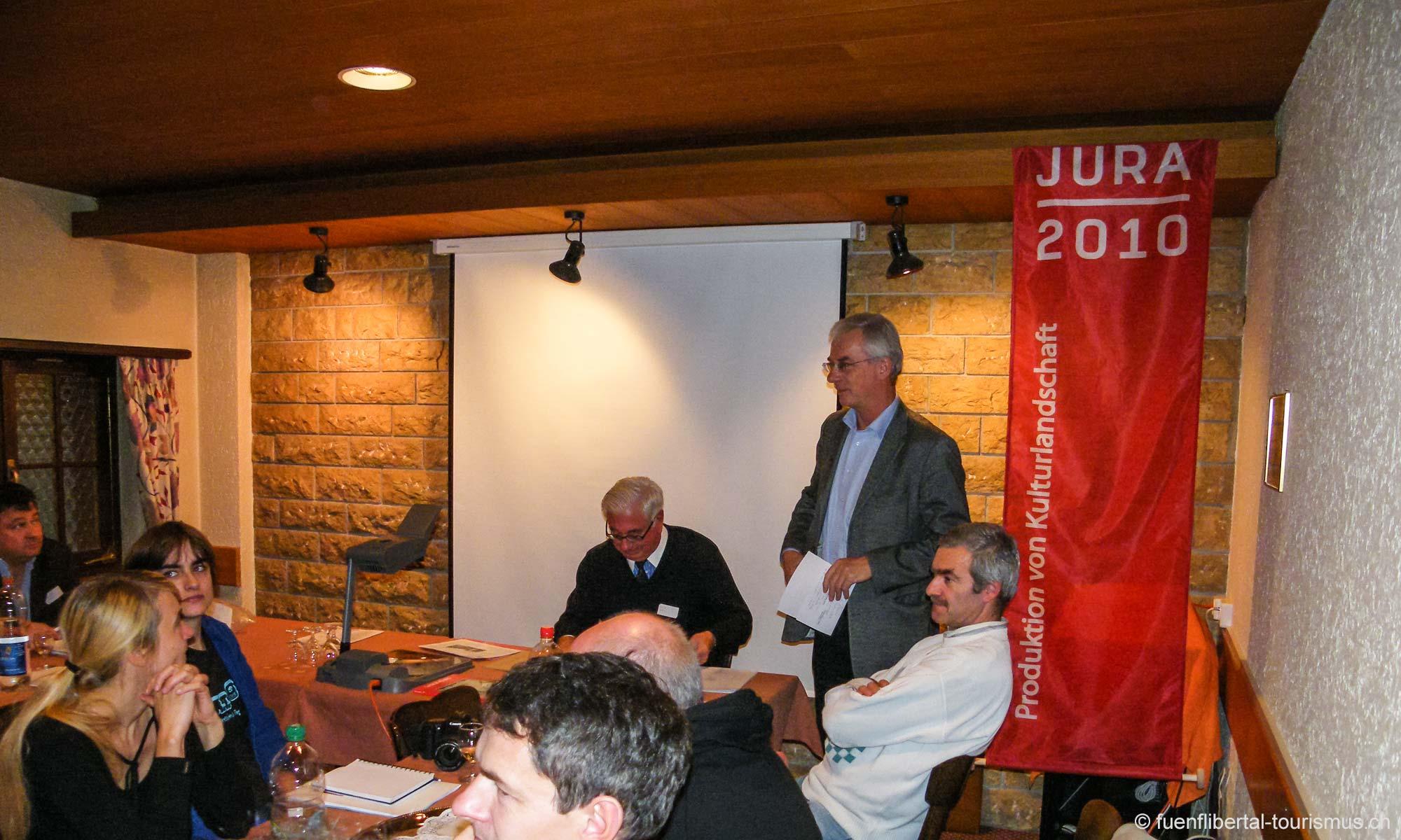 2. Jurasymposium 2008