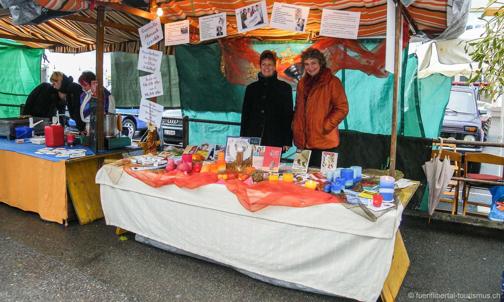 Weihnachtsmarkt Bubendorf 2008