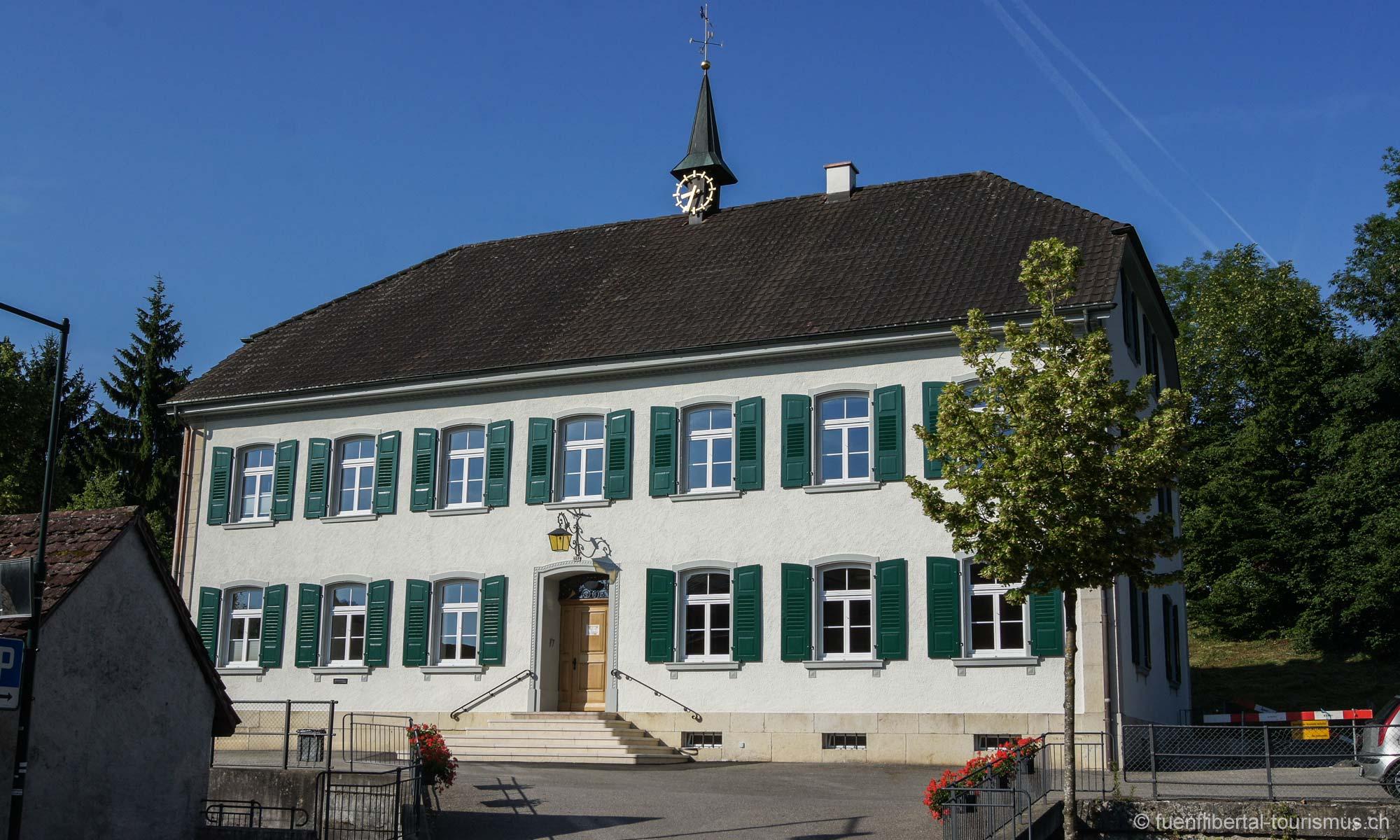 Einweihung Gemeindehaus Ziefen, 2011