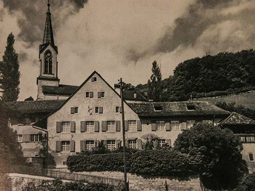 Alte Kirche Bubendorf