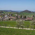 Titterten Dorf