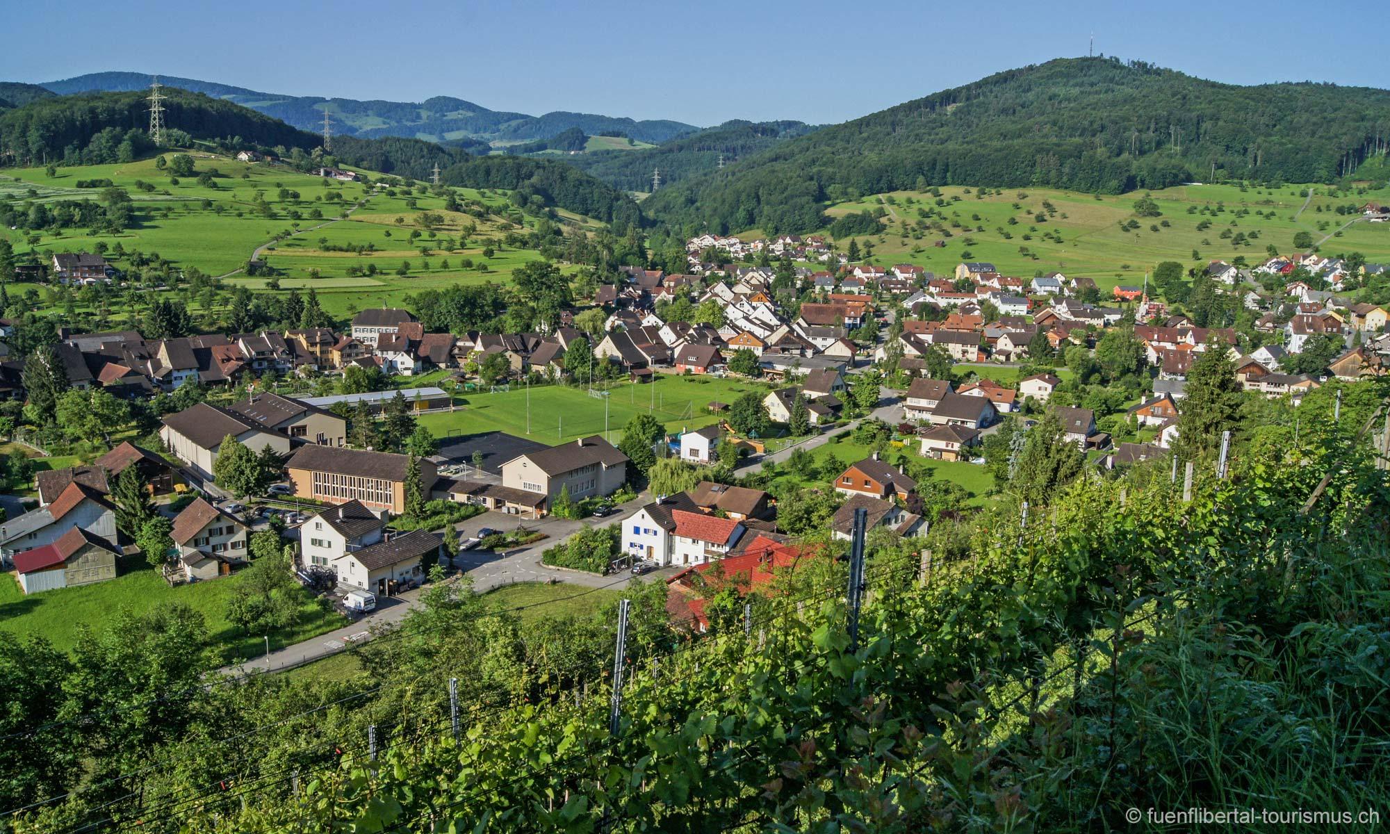 Ziefen Dorf