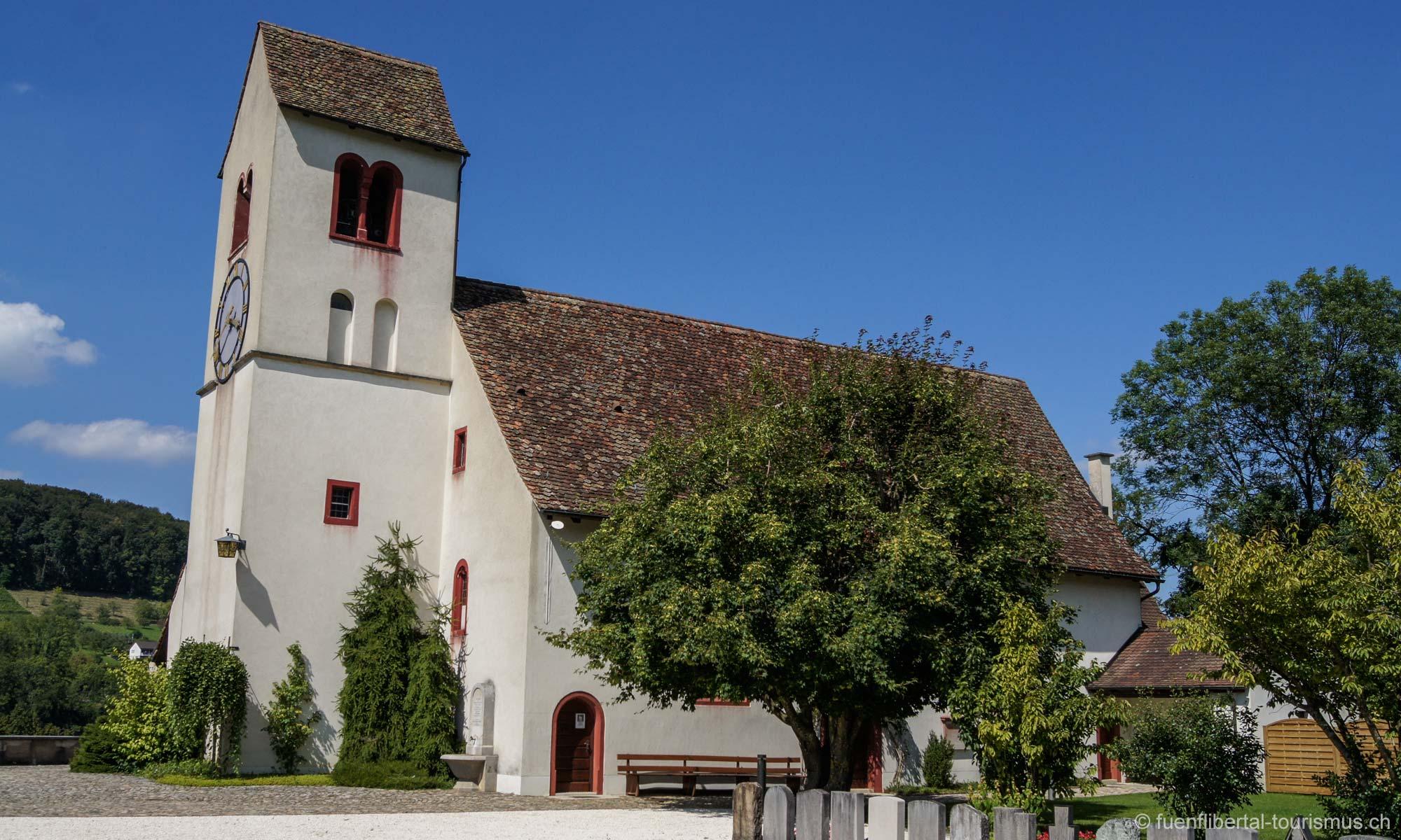 Kirche St. Blasius Ziefen