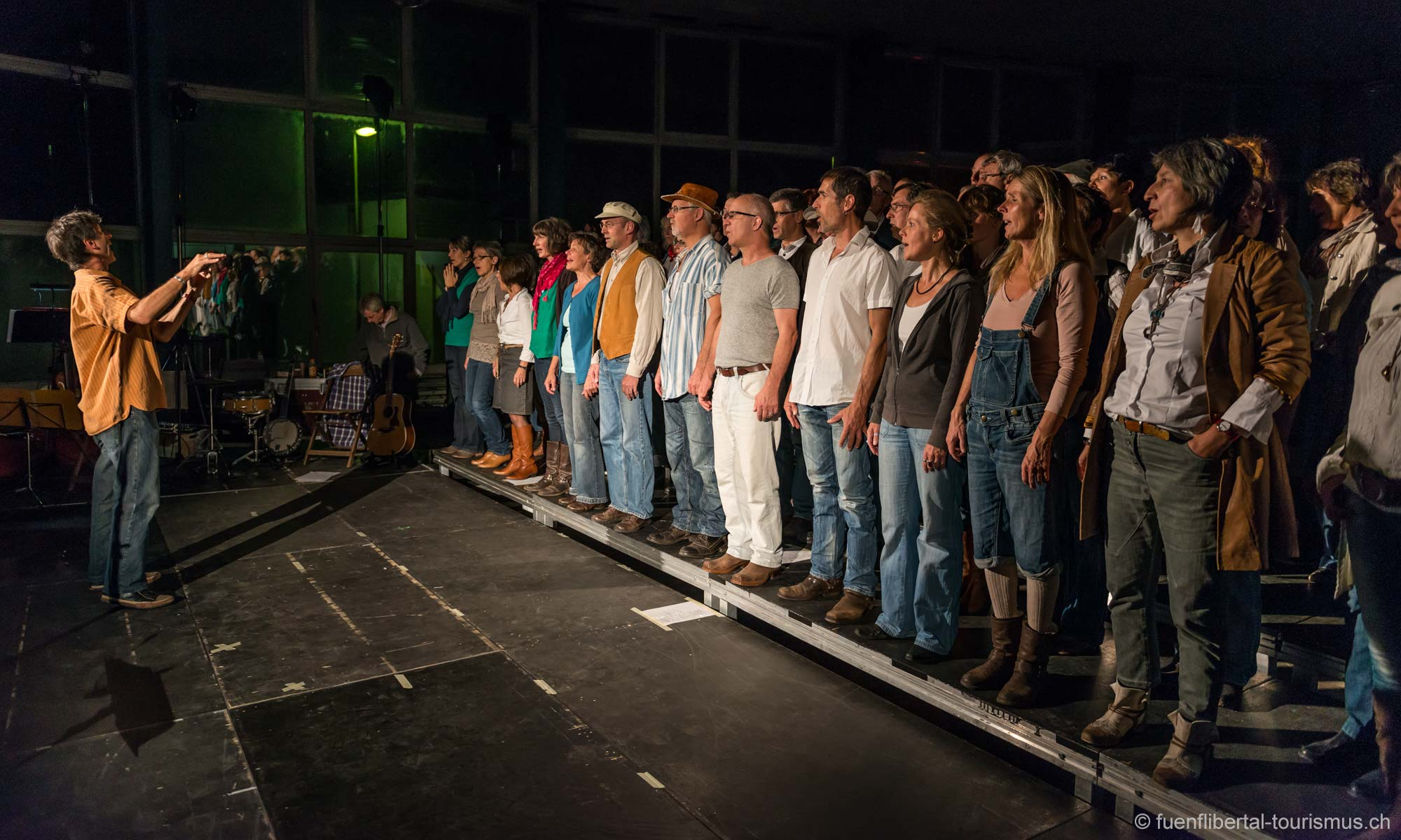 Chor Projekt Ziefen 2013