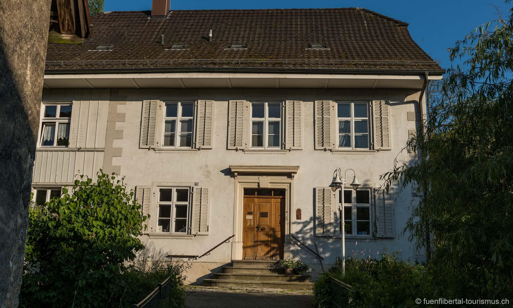 Ziefner Doktorhaus hat nach 168 Jahren ausgedient